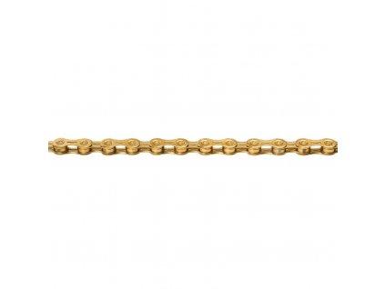 řetěz KMC X11EL GOLD BOX 118čl.