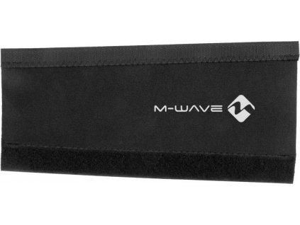 kryt pod řetěz M-Wave XL neopren černý