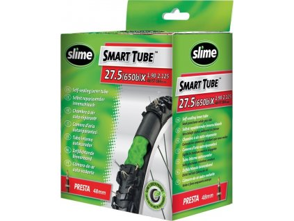 """Duše Slime Smart Tube 27.5x1.90-2.125"""" 48/57-699 SV 48mm"""