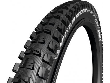 "Plášt Michelin Rock R2 Enduro front skl. 26"" 26x2.35 58-559 crn TLR MAGI-X"