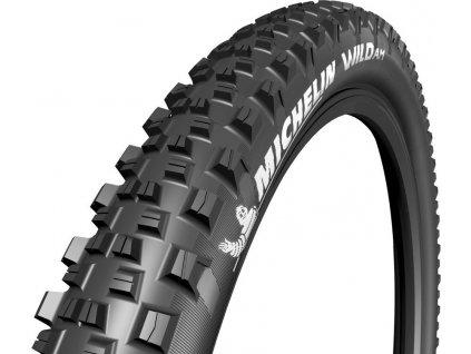 """Plášt Michelin Wild AM Performance skl. 27.5"""" 27.5x2.60 66-584 crnTLR GUM-X Tri-"""