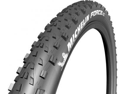 "Plášt Michelin Force XC Performance skl. 27.5"" 27.5x2.25 57-584 crnTLR GUM-X Tri-"