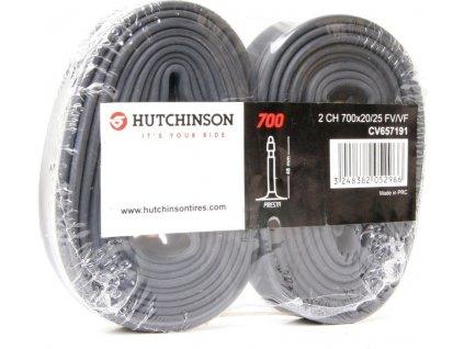 """Duše Hutchinson 28"""" 2-balení 700x28-35  SV 40 mm"""
