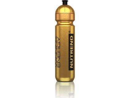 lahev Nutrend 1L zlatá