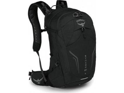 batoh + pláštěnka OSPREY SYNCRO 20 Black