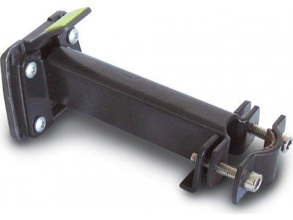 Držák Basil pro prední košBasimply EC Uchycení na predstavec Ø 22-25,4mm,cerná