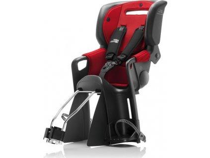 Detská sedacka Jockey³Comfort cerná potah cervená/modrá (balení1)