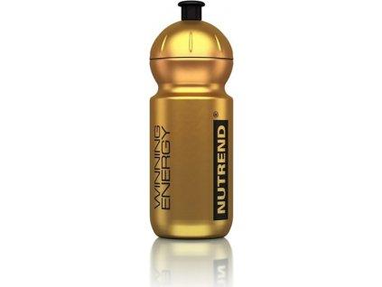 lahev Nutrend 500ml zlatá