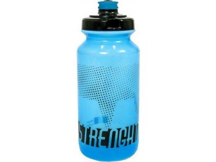 Lahev STRENGHT 500 ml, modrá