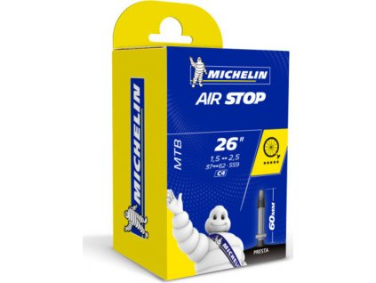 Duša Michelin Airstop 26 x 1,50-2,50 FV60