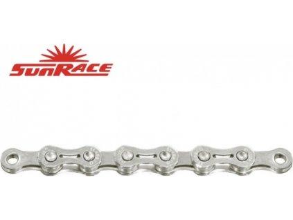 řetěz SunRace CN11S 11k 126čl. stříbrný