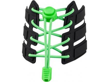 tkaničky reflexní elastické zelené