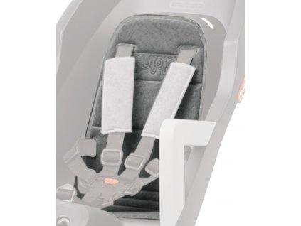 Polstrování sedadla Polisport pro Guppy Maxi, šedá