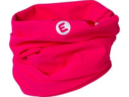 šátek dětský Progress  DT TR  NECK růžový