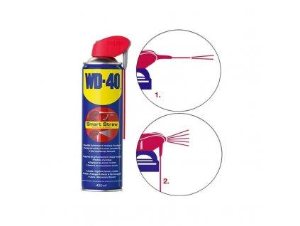 mazivo wd 40 smart straw sprej 450ml 83801035
