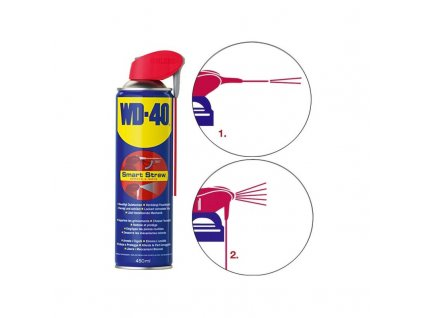mazivo wd 40 smart straw sprej 450ml 83801035