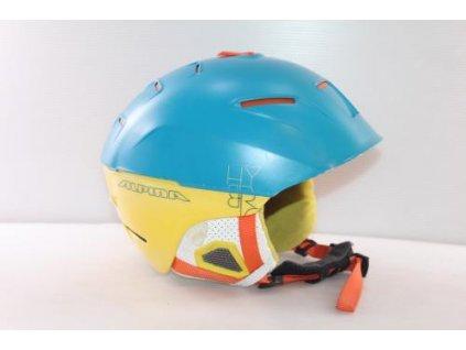 636 alpina lyziarska prilba cheos modro zlta vel m blue yellow 927e78acf26434a0d77a43f051823dd1