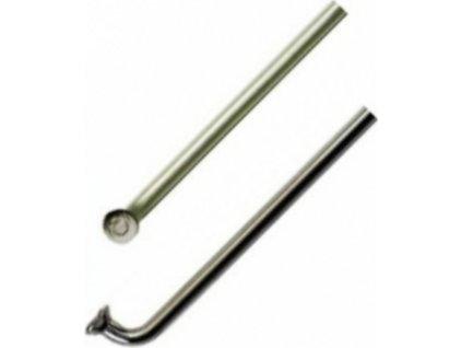 drát pozink CnSpoke 2x258mm stříbrný servisní balení