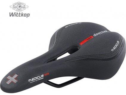 Wittkop Sedlo Race TWIN MEDICUS 4.0 Gel sport