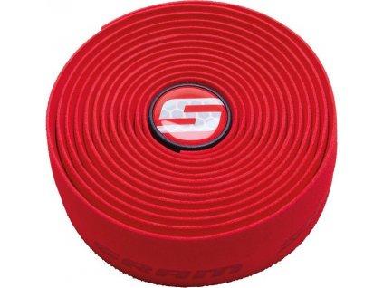 Páska na rídítka SuperSuede cervená, 00.7915.064.050