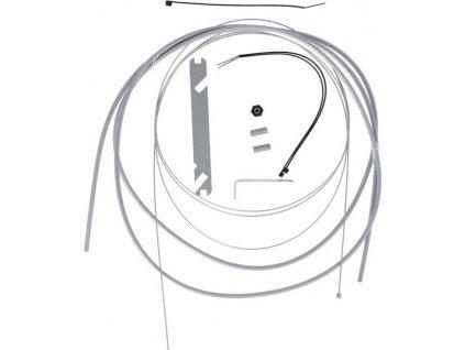 XLC Radící lanko-sada Nexus4/7/8 1700/2250mm 1 nipl cerná