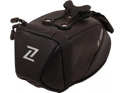 Taška pod sedlo Zefal Iron Pack 2 TF cerná, vel.M, 0,9ltr, T-Fix