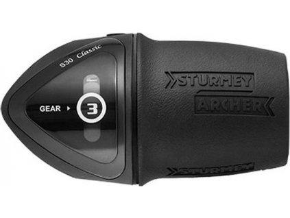 řazení Sturmey-Archer TSS3B 3r twist