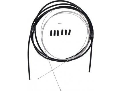 XLC Radící lanko-sada Nexus3 1700/1250mm 1 nipl cerná