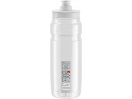 lahev ELITE FLY 20 čirá/šedé logo 750 ml