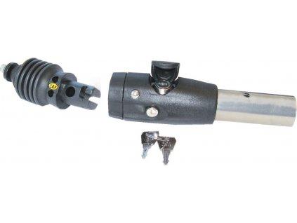 Koncovka Weber pro kul.oje 28,6mm Croozer detský vozík