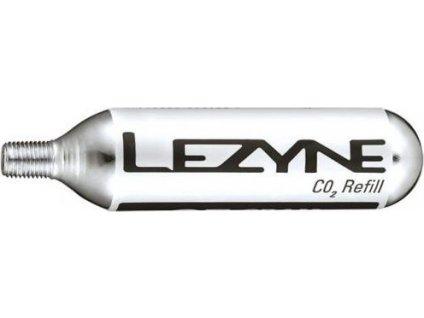 LEZYNE Bombička CO2 so závitom - 1 ks - 16g