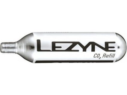 LEZYNE Bombička CO2 so závitom - 1 ks - 25g