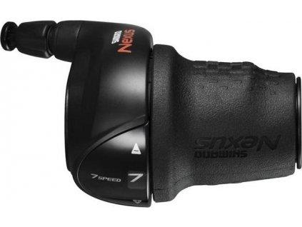 Radenie NEXUS RevoShift C3000 7-kolo + kabeláž čierne