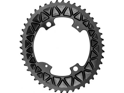 absoluteBLACK Subcompact 110/4 2X čierny - 46T
