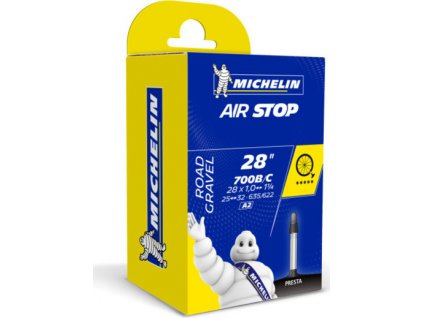 Duša Michelin Airstop 700 x 25/32 FV40