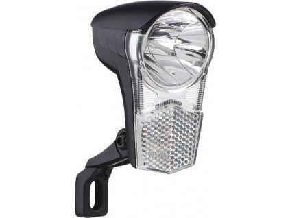 LED-svetlomet Dynamo Uni LED ca.15 Lux, + držák a spínac