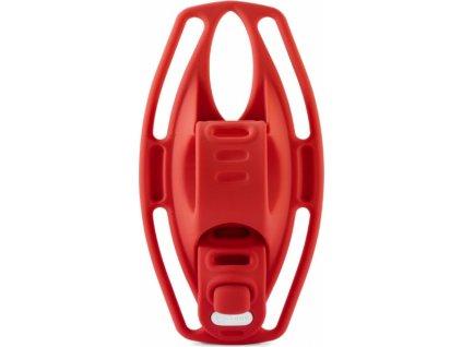 "držák na mobil BONE Bike Tie 3 na řidítka 5,8-7,2"" červený"