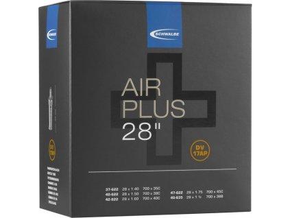 "Duše Schwalbe DV 17AP Air Plus 28"" 37/47-622/635 IB 40mm"