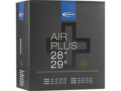 "Duše Schwalbe AV 19AP Air Plus 29/29+"" 54/65-622 IB AGV 40mm"