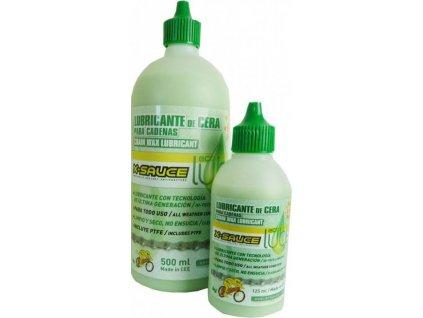 olej X-SAUCE  Eco Lube with Wax DRY+WET 500 ml