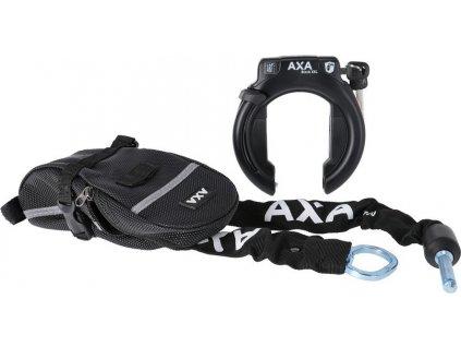 Rámový zámek Axa Block XXL sada vc.ULC 100 + taška, klíc není odnimat.