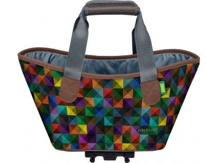 Racktime System nákup.taška Agnetha papoušek, vc.adaptéru Snapit