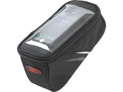 Taška na smart-telefon Norco Frazer cerná, 21x12x10cm, s adaptérem