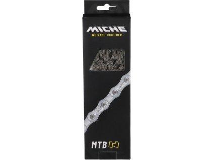 """Retez Miche 11-st MTB/E-Bike 1/2 x 3/32"""", 138 clánku,5,62mm"""