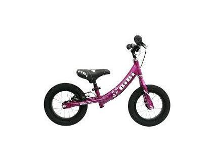MAX1 Detský odrážací bicykel BIBI fialový pre deti od 3-5 rokov