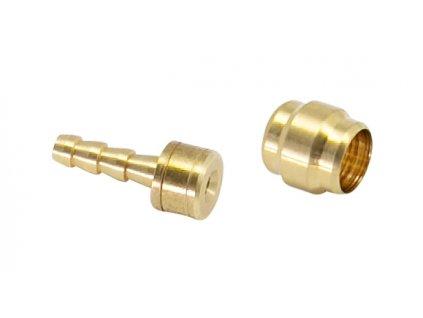 Koncovky 2,1mm a olivy 5mm pre AVID/SRAM brzdy,10+10ks