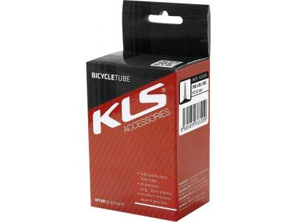 Duša KLS 27,5 x 1,75-2,125 (47/57-584) AV 40mm