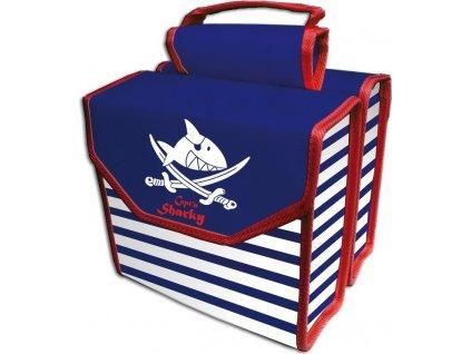 Taška na nosič Capt`n Sharky
