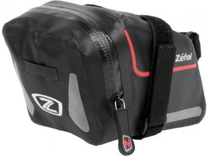 Podsedlová brašna Zefal Dry Pack L-DS cerná, vel.L 1,2 l