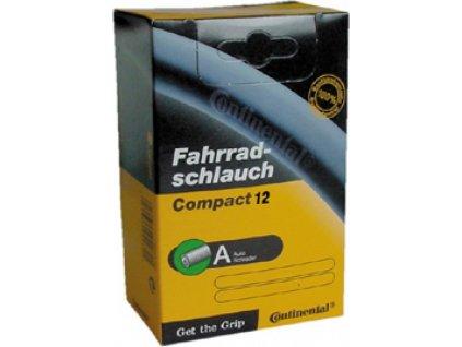 "Duša Continental Compact 12 1/2x1.75/2 1/4"" 44/62-194/222, AV"